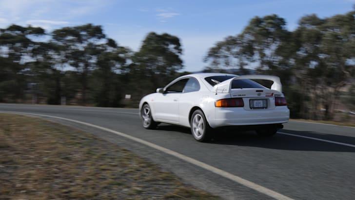 Toyota Celica GT-Four - 10
