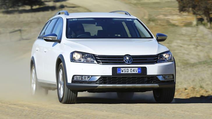 Volkswagen Passat Alltrack - 2
