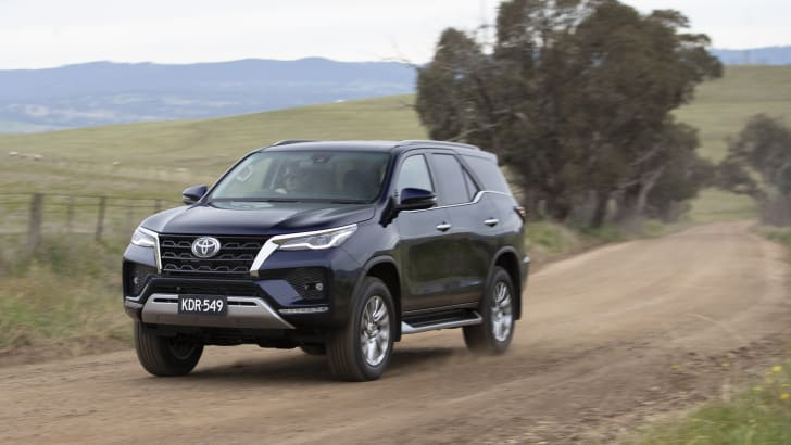 2021 Toyota Fortuner pricing and spec