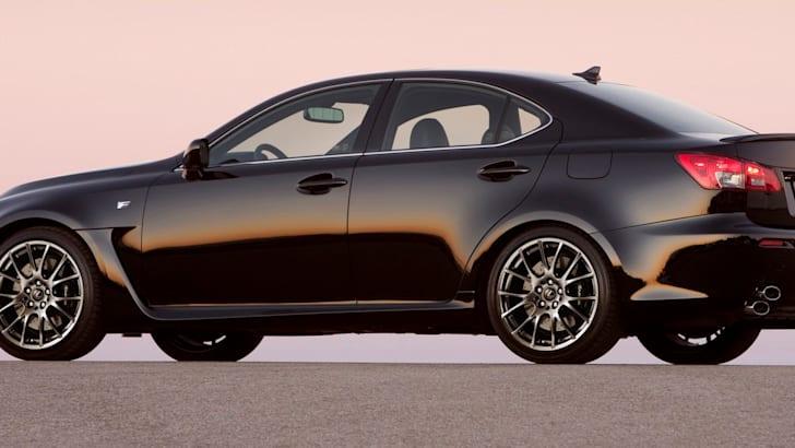 Lexus ISF 2014 - 2