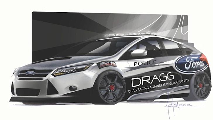 Ford Focus SEMA concepts 4