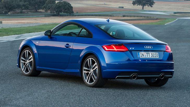 2015 Audi TT 2