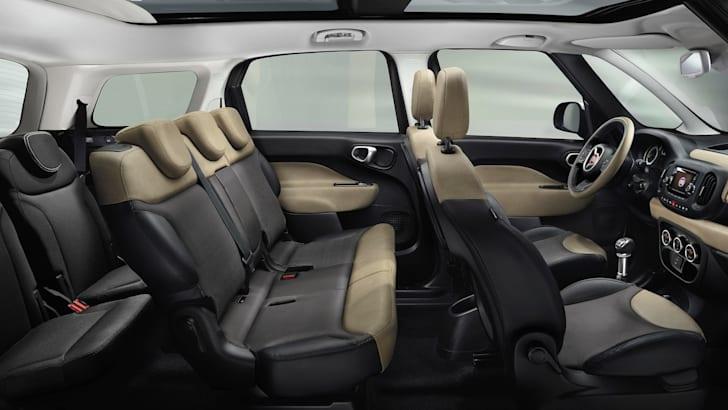 Fiat 500L Living - 3