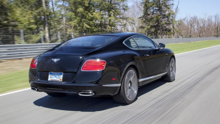 Bentley Continental Le Mans Limited Edition - 5