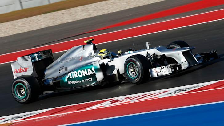 Mercedes AMG Petronas - 2