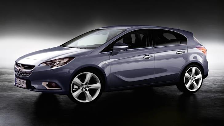 Opel Astra 2015 comgen third version