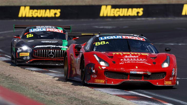 2017 Bathurst 12 Hour winning Ferrari 488 GT3