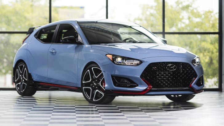 Hyundai Veloster N priced for the US | CarAdvice