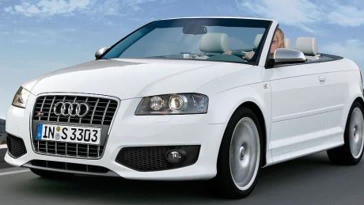 Audi S3 Convertible (Cabrio)