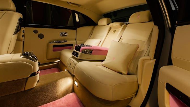 Rolls Royce FAB1 interior