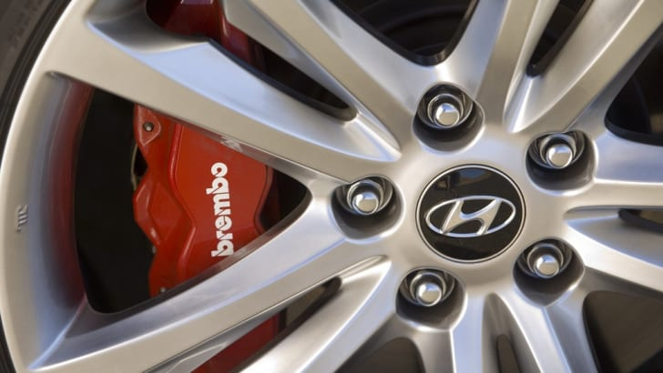 2010 Hyundai Genesis Coupe US pricing