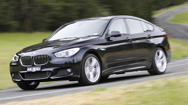 BMW 5 Series Gran Turismo - 1