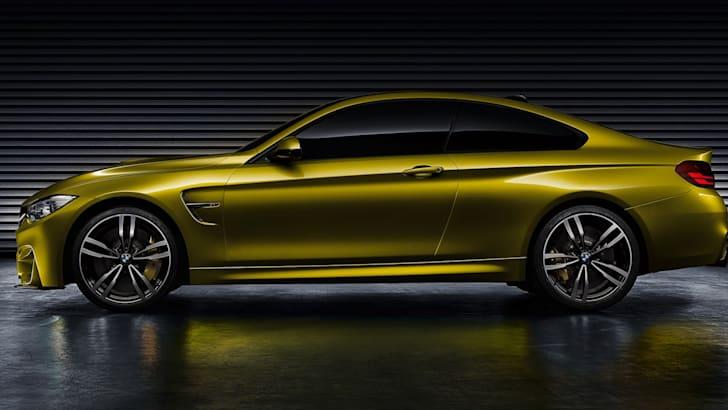 BMW M4 Coupe Concept - 6