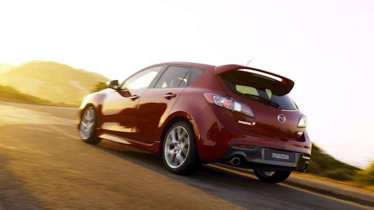2009 Mazda3 MPS official details