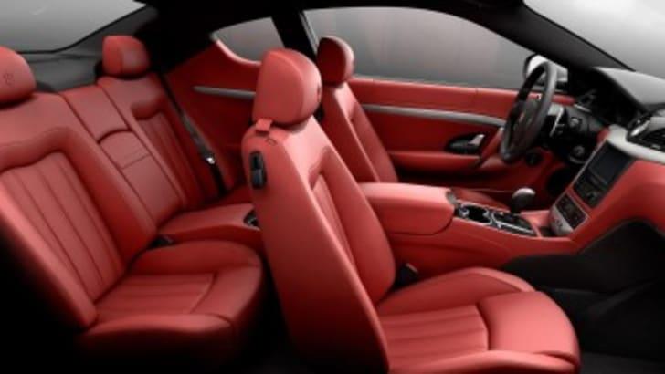 Maserati GrandTurismo Interior