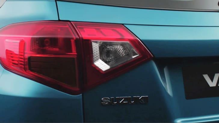 Suzuki Vitara - taillight