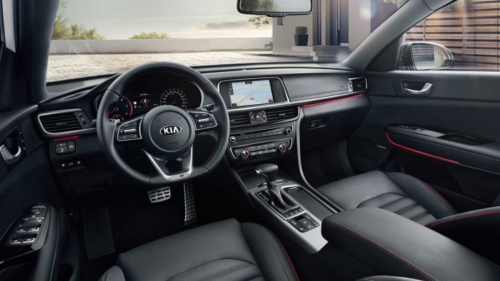 2018 Kia Optima Sportswagon revealed | CarAdvice
