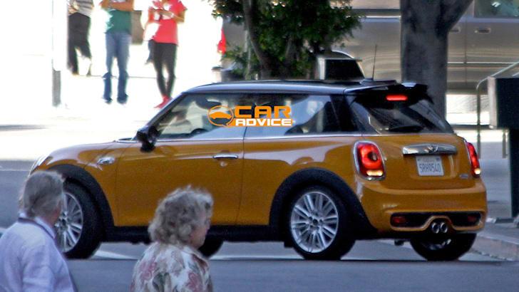 Mini Cooper S 4