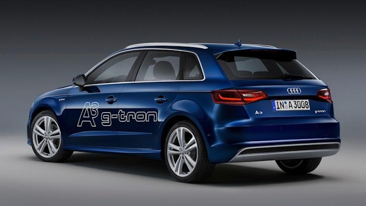 Audi A3 Sportback g-tron - 2