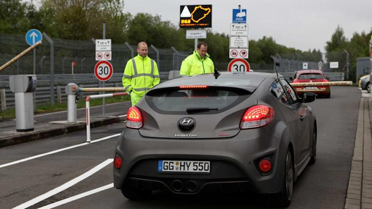 Hyundai Motor vehicle test centre 3