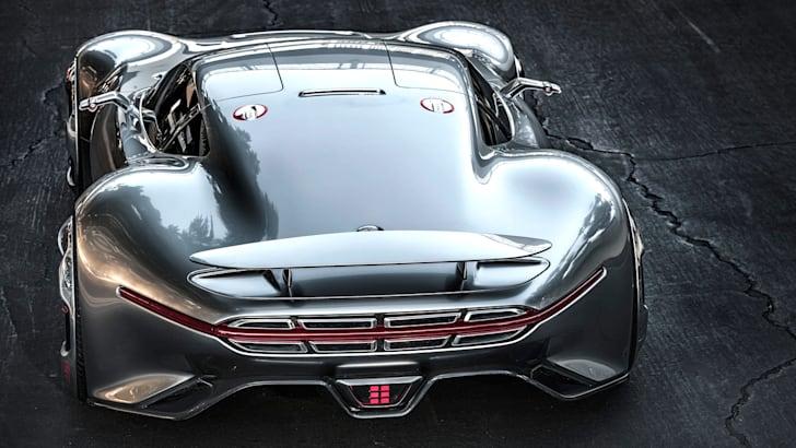 Mercedes-Benz AMG Vision Gran Turismo