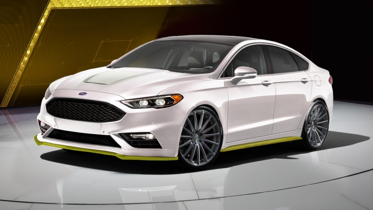 State-of-the-Art Fusion Sport Is a Driver's Adrenaline Rush