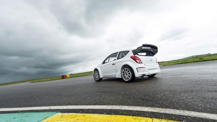 Hyundai i20 WRC5