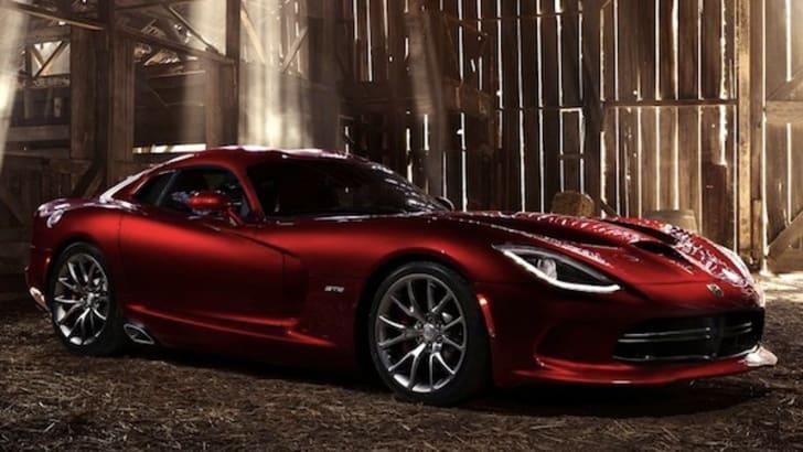 2013 SRT Viper GTS - 1