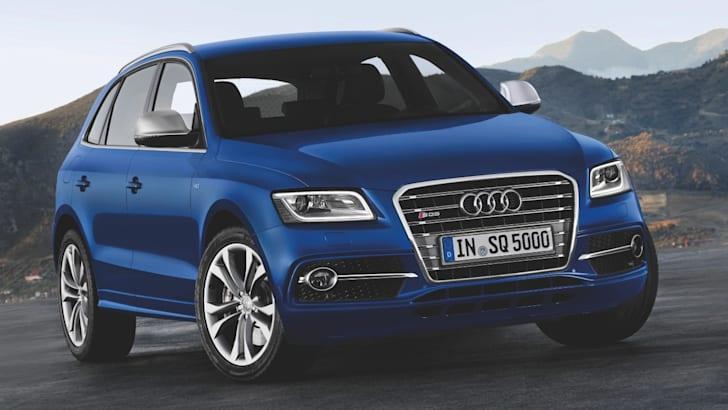 Audi SQ5 TDI - 2