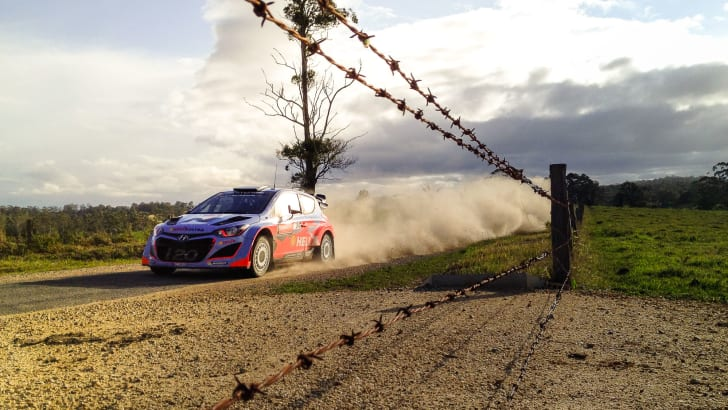 WRC Rally Australia 2014 - 16