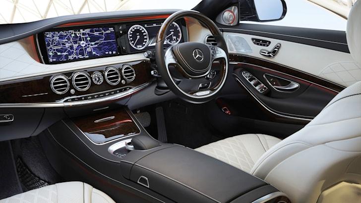 Mercedes-Benz S500 - 14