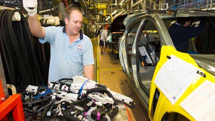 Holden Manufacturing Elizabeth SA - 3
