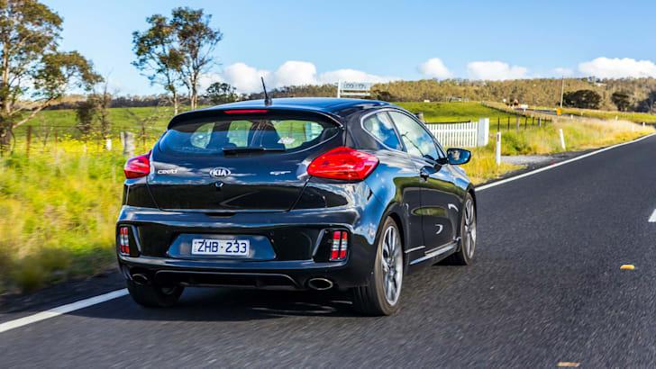 Renault Sport Megane Kia Proceed GT Hyundai Veloster SR Turbo-33