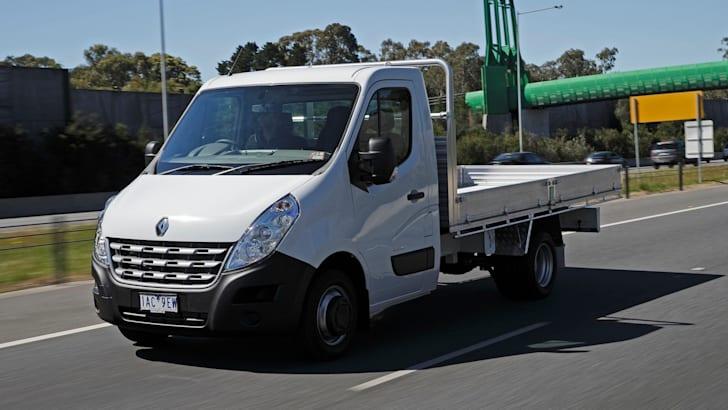 Renault Master Single-cab - 2