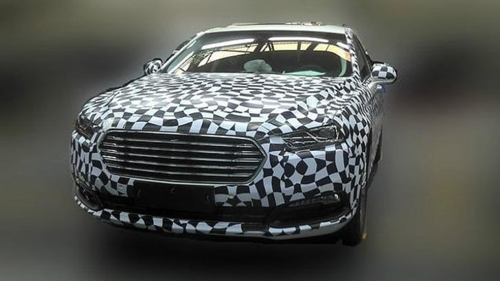 2017 Ford Taurus Spy Photo SHO