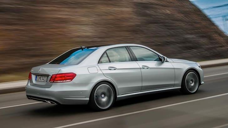 Mercedes-Benz E350 - 1