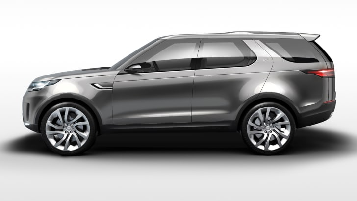 Land Rover Discovery Concept 5