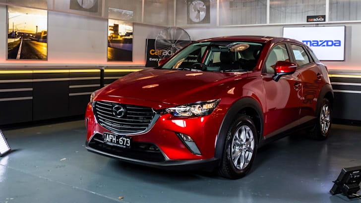 Mazda CX-3 Maxx Sport LT1-1