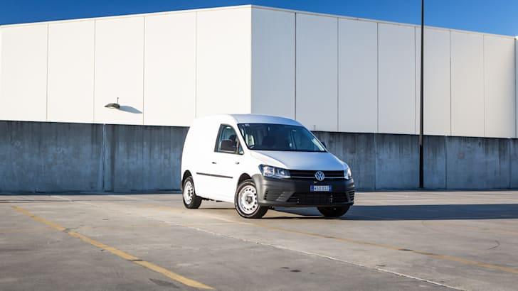 2016 Comparo LDV G10 base van petrol manual Citroen Berlingo diesel manual Volkswagen Caddy petrol auto-104