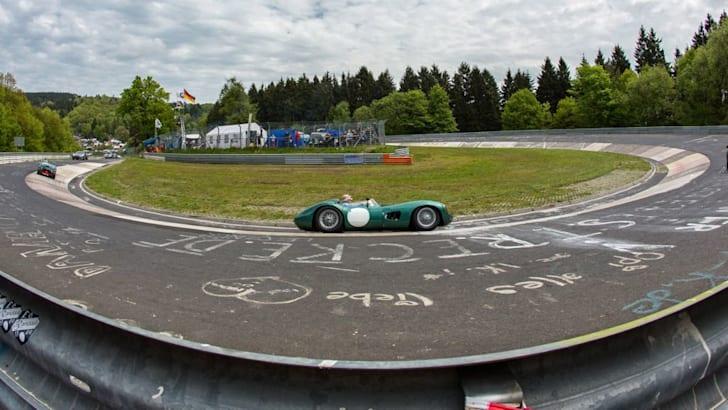 Stirling Moss DBR1 3