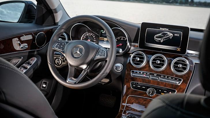 Mercedes-Benz C 350 PLUG IN HYBRID (W 205) 2014