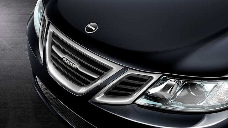 2014 Saab 9-3 Aero sedan -1