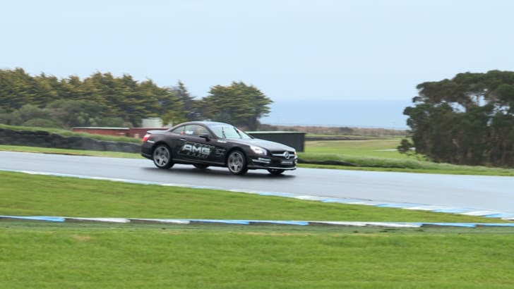 Mercedes Benz AMG Track Day 2014.Still012