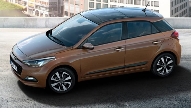 2015 Hyundai i20 official 3