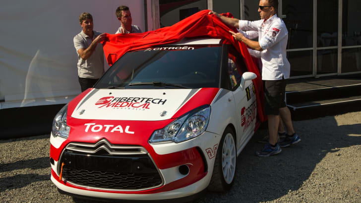 Team Citroen Australia ARC