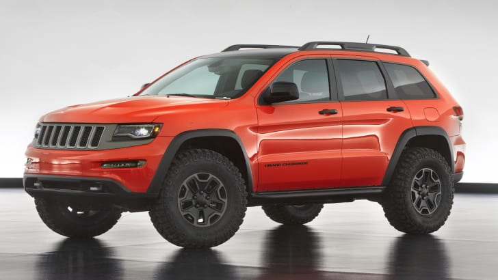 Jeep Grand Cherokee Trailhawk II - 1