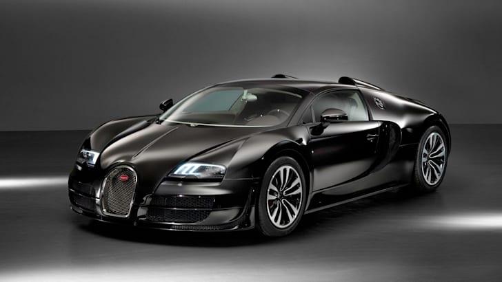 BugattiVeyronLegend1
