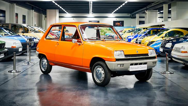 Renault возродит классические 4L и 5 городские автомобили в качестве электромобилей - отчет | CarAdvice