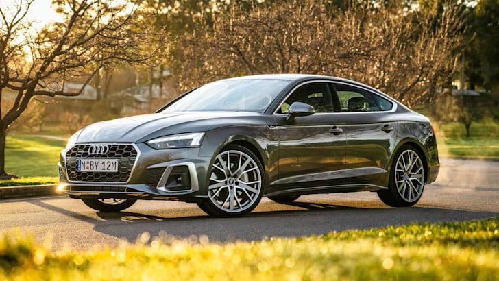 2021 Audi A5价格和规格