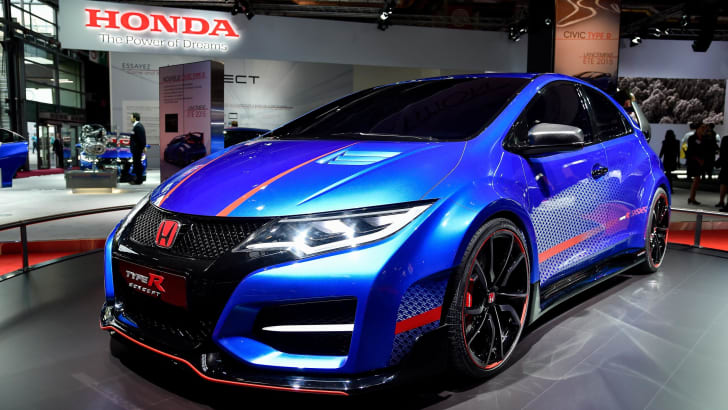 Honda Civic Type R concept_1